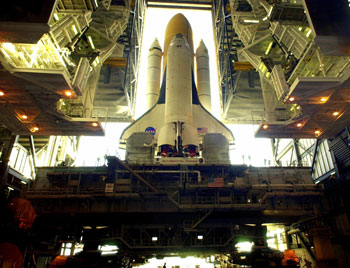 Space Shuttle image