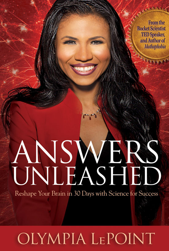 Answers Unleashed by Olympia LePoint - book cover image