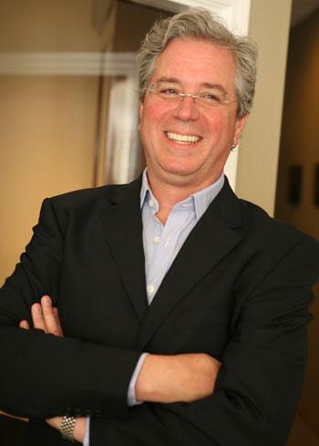 André de Fusco, CEO of Cynvenio