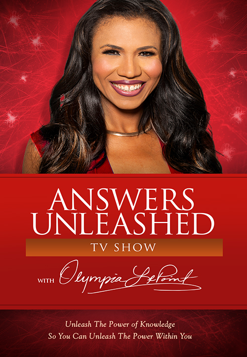 Olympia LePoint Answers Unleashed TV Show image